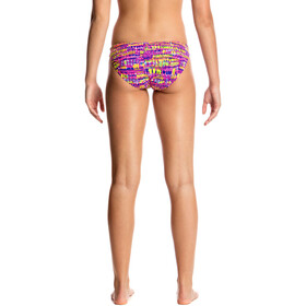 Funkita Bibi Banded Brief Women Dotty Dash